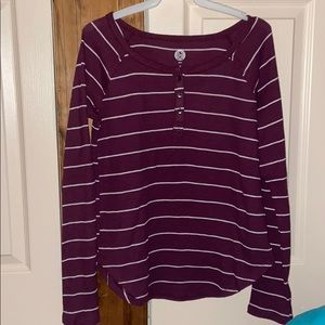 striped thermal